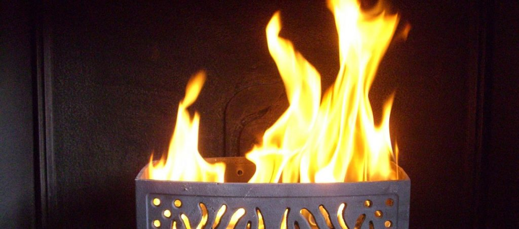 quemador de pellets